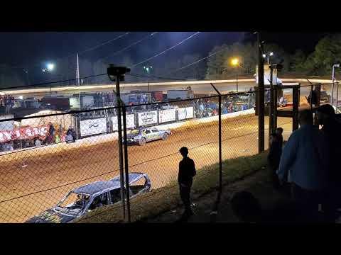 Laurens County Speedway derby/fight