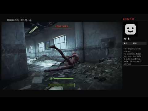 Fallout 4 - PS4 - Survivor Play (no mods) - Part 10