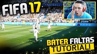 FIFA 17 - TUTORIAL  COMO BATER FALTA!!! VOCÊ NUNCA MAIS VAI ERRAR!!
