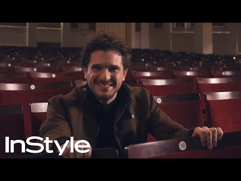 Kit Harington Cried When He Realized He Wasn't Jon Snow Anymore | InStyle | InStyle