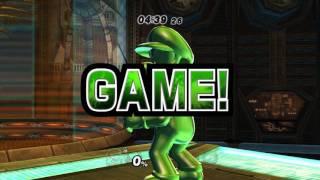 [TAS] Stupid Project M Luigi Intense Classic Mode (No Damage)