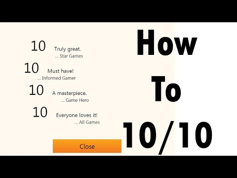 How To Get 10/10 - Game Dev Tycoon