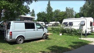 Der Kasseler Campingplatz: Urlaub im Idyll am Fluss