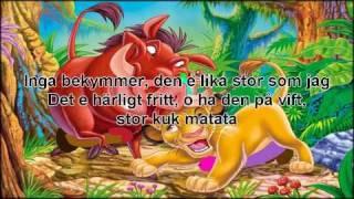 Unkel Runkel - Stor Kuk Matata [Swalt Pissney]