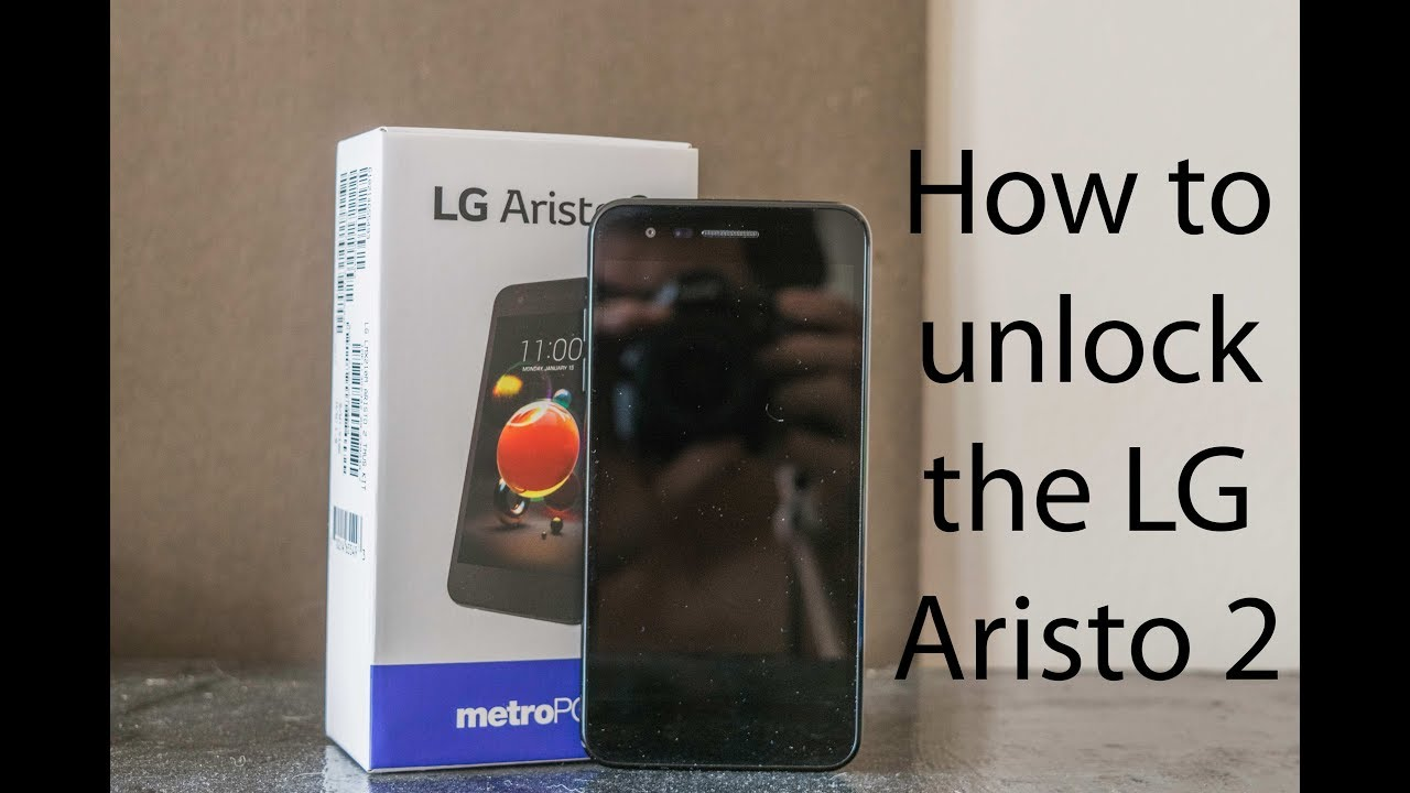 How to Unlock the LG Aristo 2 to Any Carrier