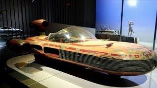 #1007  HOLLYWOOD DREAM CARS Greatest Sci-fi & Fantasy Movie Vehicles - Daily Travel Vlog (5/10/19)