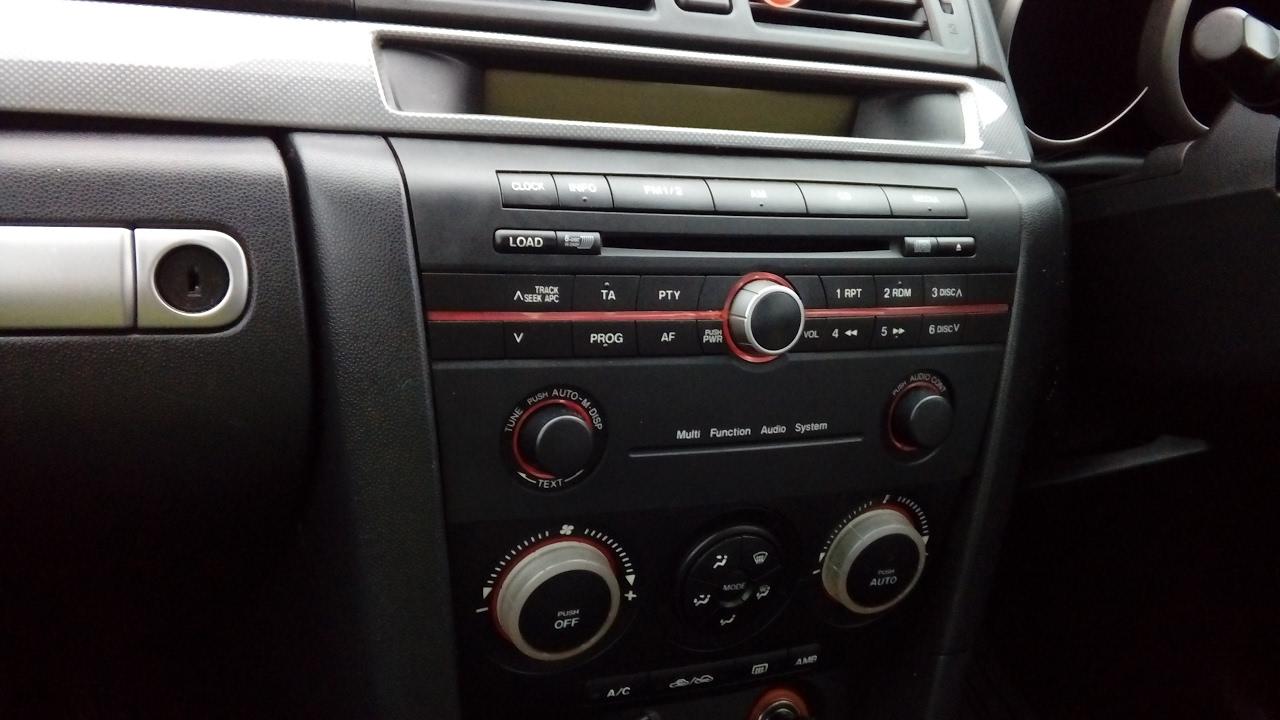 Mazda 3 Sport 2005 How To Remove Radio Quick Guide Don T