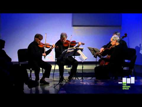 Schubert: Death and The Maiden, No 14 in D minor D 810 performed by The Orion Quartet