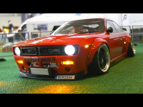 RC MODEL SCALE DRIFT CARS IN DETAIL AND MOTION!! *REMOTE CONTROL CARS, RC DRIFT