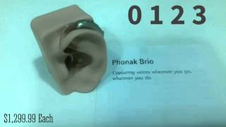 phonak brio r 312t manual