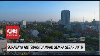 Download Video Surabaya Antisipasi Dampak Gempa Sesar Aktif MP3 3GP MP4