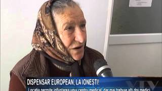 dispensar european la ionesti