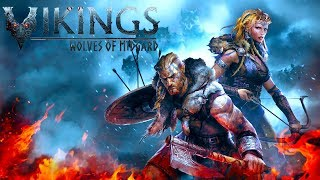 Vikings Wolves of Midgard - Character Customization & Gameplay & Boss Fight
