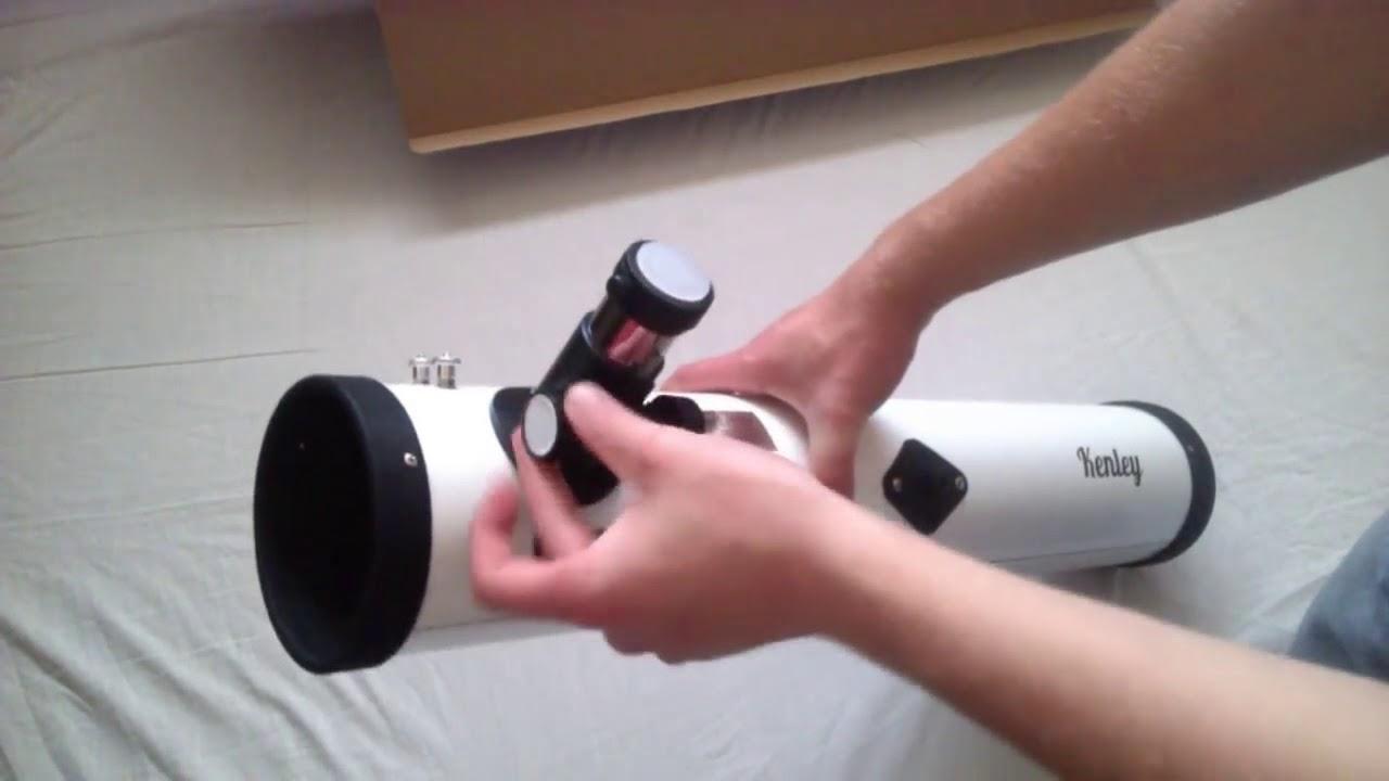 Seben ¦ mm reflector telescope never used