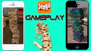 Jenga Gameplay iOS iPhone HD