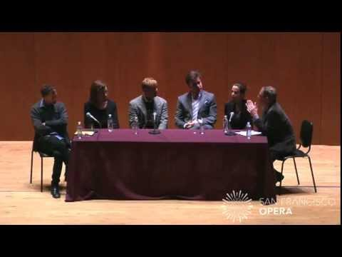 The Gospel of Mary Magdalene Insight Panel - San Francisco Opera