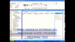 Configuración y comunicación Control Logix 5000 (Puerto Serial)