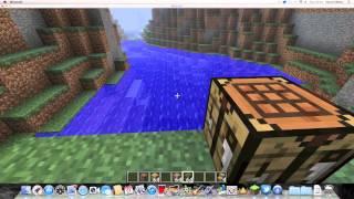 Minecraft Snapshot 12w25a (Vorstellung+Installation am Mac) RELEASE: 21.06.2012
