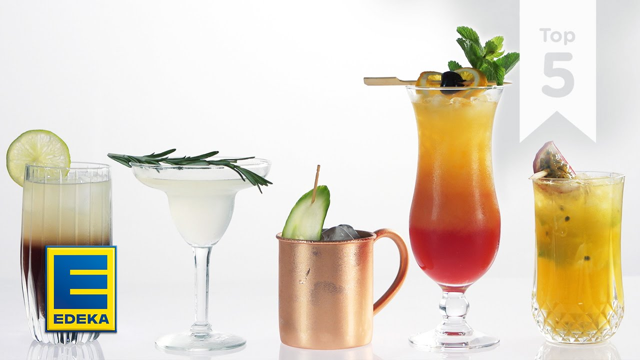 Cocktails Rezepte Drinks Fur Jeden Anlass Edeka