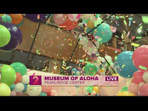 Museum of Aloha opens at Pearlridge