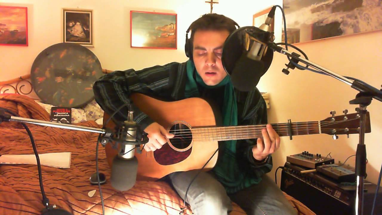 Mike Jagger - evening gown (Luca Freddi cover) - YouTube