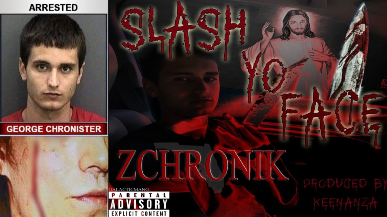 FLORIDA SHERIFF'S SON SLASHED RAPPER, THEN MADE A DISS SONG