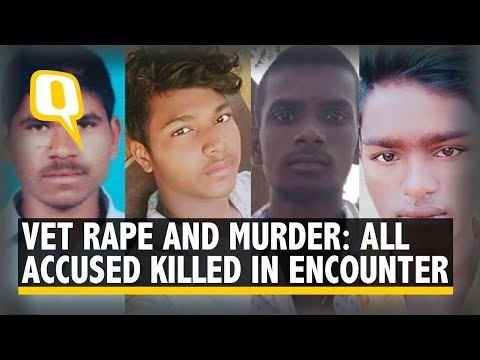 Hyderabad Vet Rape