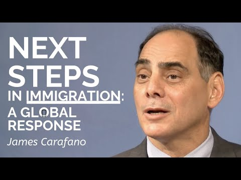 James Jay Carafano: Next Steps in Immigration: The Global Response