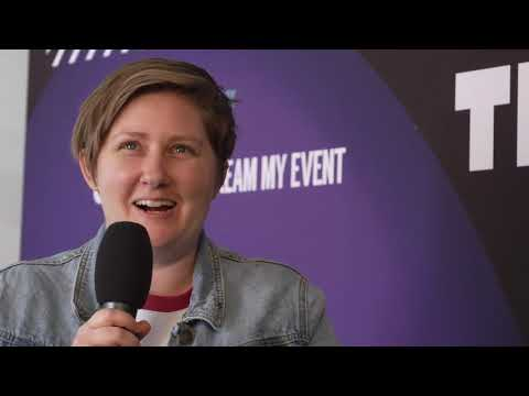 Vox' Estelle Caswell on creating Earworm | TNW TV at #TNW2019