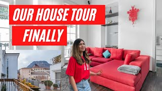 Our New House Tour   Europe Italy I Indians living in Europe