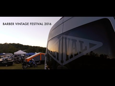 REVIVAL at Barber Vintage Festival 2016