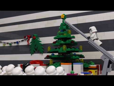 LEGO Star Wars: Darth Vaders Christmas Special Stop Moti