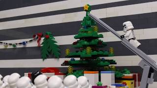 LEGO Star Wars: Darth Vader's Christmas Special (Stop Motion)