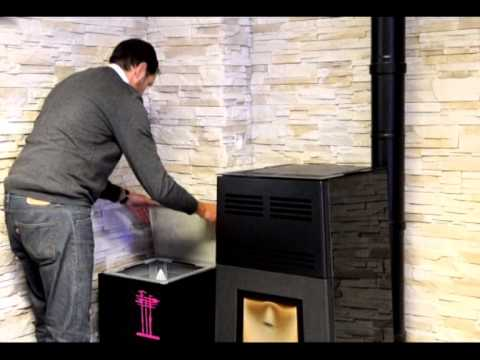 fox stock meuble pellets youtube. Black Bedroom Furniture Sets. Home Design Ideas