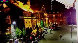 15 Minutes Evening walk on the Mall Road Shimla