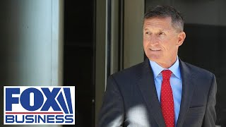 Michael Flynn discusses his presidential pardon on 'Lou Dobbs Tonight'