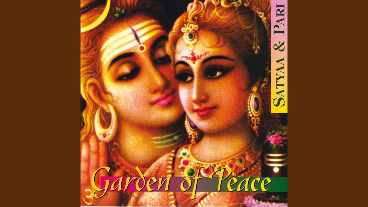 satyaa and pari garden of peace