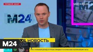 Трамп рассказал, что США прекращают отношения с ВОЗ - Москва 24
