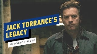 Doctor Sleep: Ewan McGregor Explains How Jack Torrance Haunts the Shining Sequel