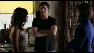 "Pretty Little Liars 3x08 ""Stolen Kisses"" NEW Sneak Peek (4) Aria Ezra, Ezra's Mom"