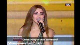 Album Arab Terbaru : Nancy Ajram Keefak Bel Hob [Bahasa Indonesia]