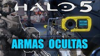 Halo 5: Guardianes | Armas únicas ocultas en la campaña | Guía