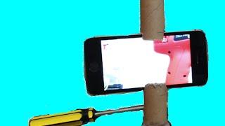 Ev Yapımı Telefon Tutucu , Çok Kullanışlı