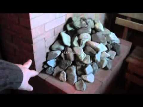 видео: Универсальная банная печь.