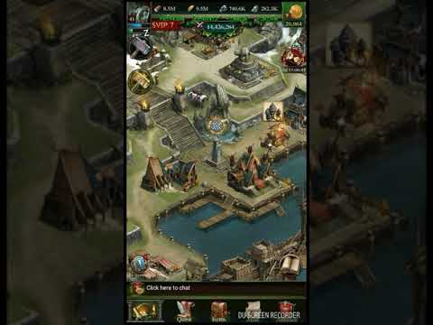 Clash Of Kings New Civilization Best For Battle VIKING
