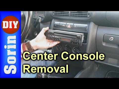 CD Player / Center Console