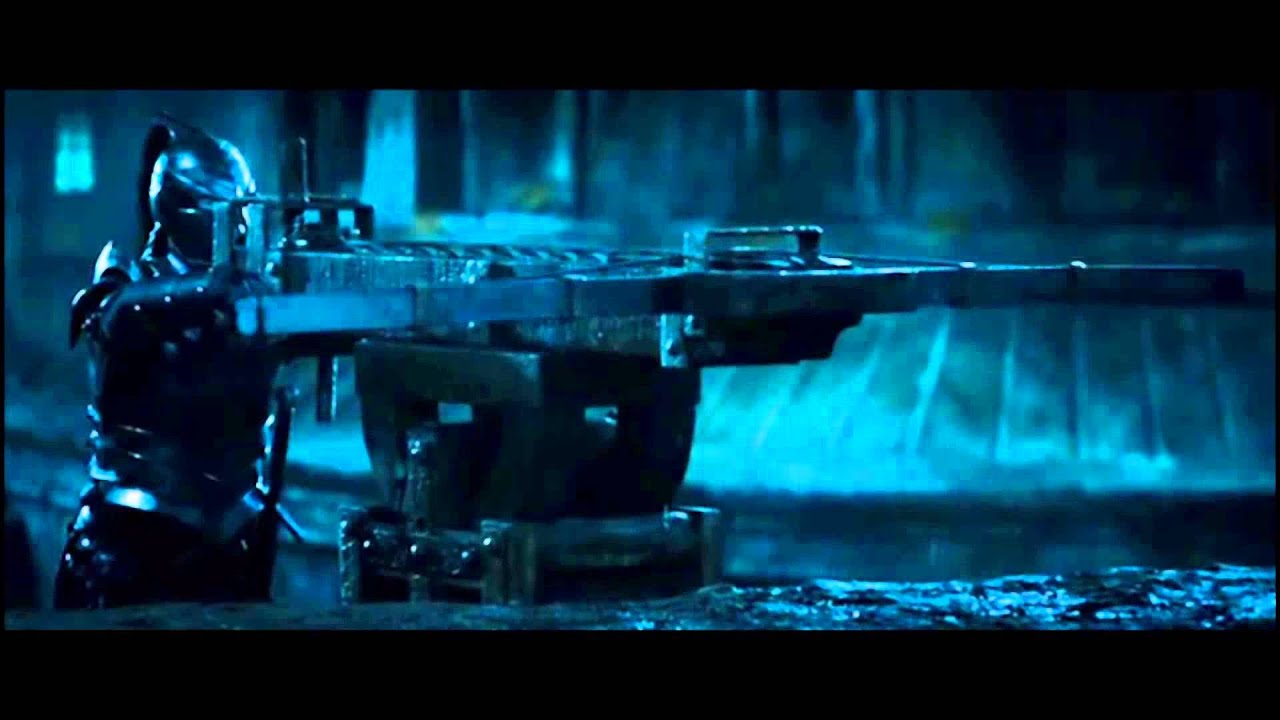 Underworld: Rise of lycans Last fight - YouTube