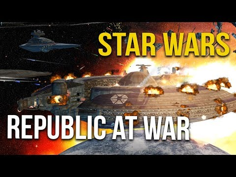 STAR WARS REPUBLIC AT WAR! Ep 33- Fall of the CIS