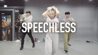 Gambar cover Speechless - Naomi Scott / Jin Lee Choreography