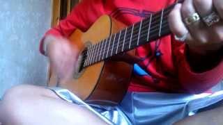 Mongolian Guitar Cover Ene Bol Tuuh